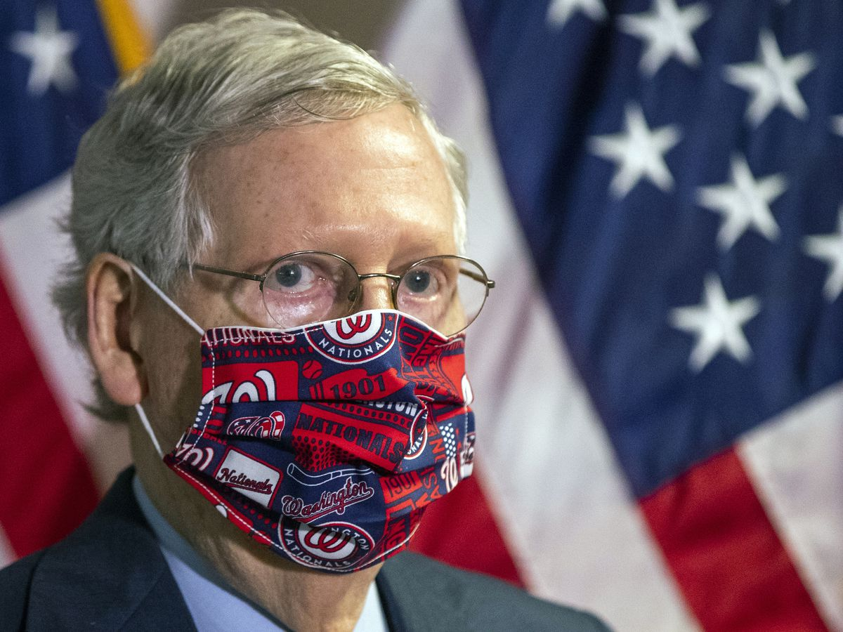 McConnell: GOP virus proposal for schools, others out soon
