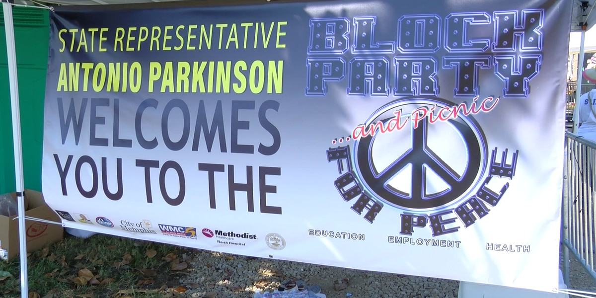 Block Party for Peace draws big crowds in Raleigh