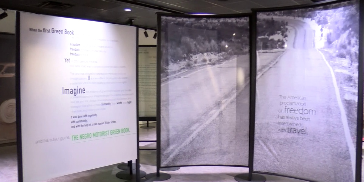 'Green Book' exhibit opening at NCRM