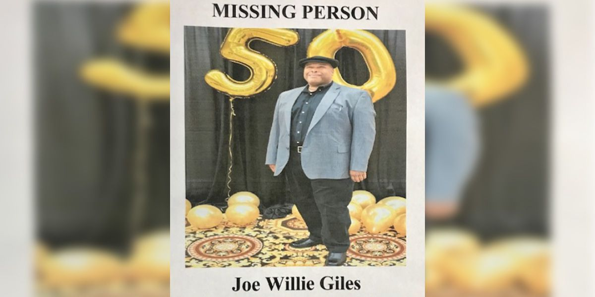 Sheriff's office searching for missing Coahoma County man