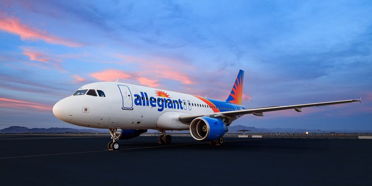Allegiant Airlines adds 4 non-stop flights to Memphis International Airport