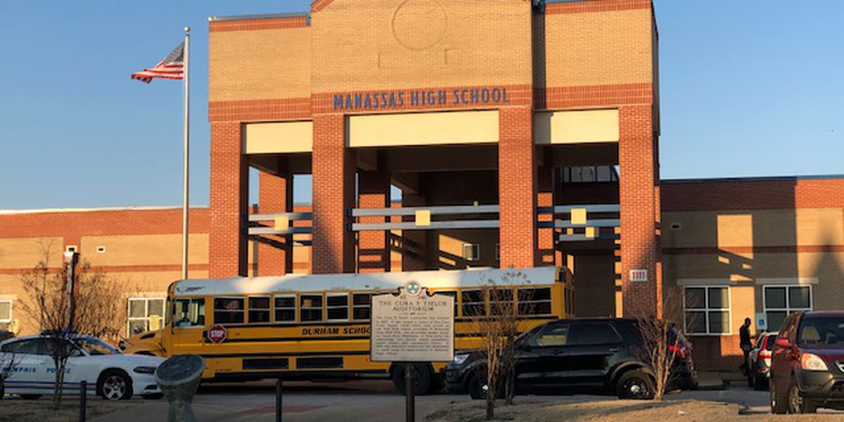 Manassas High principal placed on leave, accused of inappropriate behavior