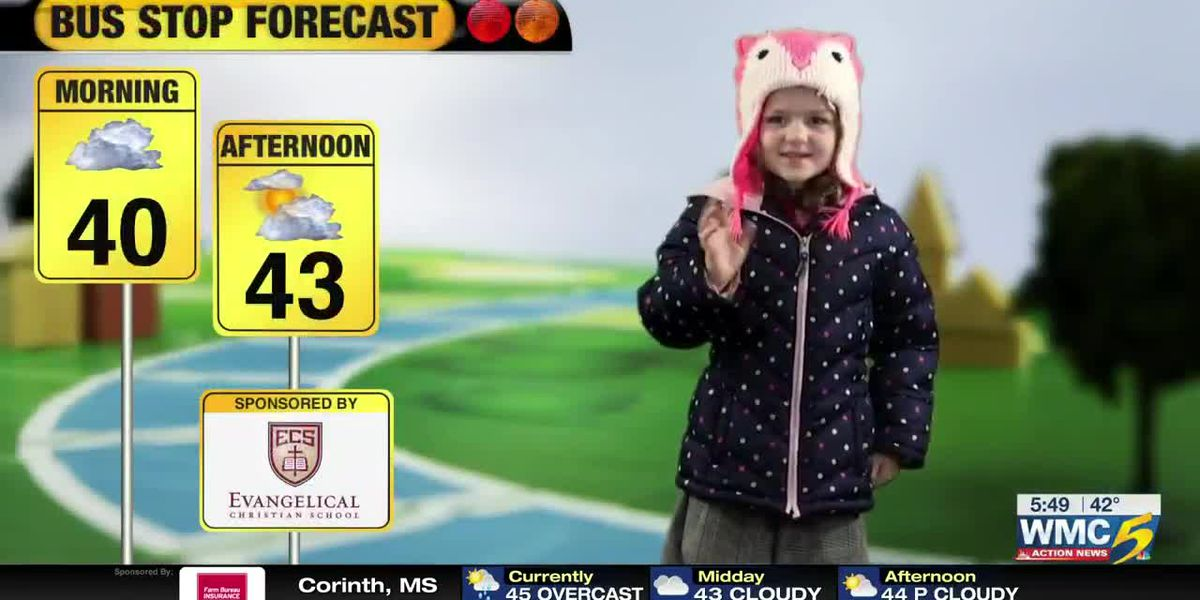 Feb. 13 - Bus Stop Forecast