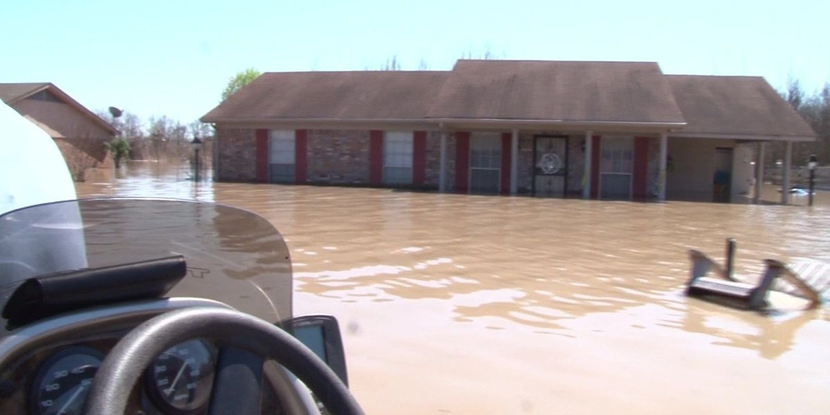 Flash Flood Warning issued for Quitman County; no levee breach