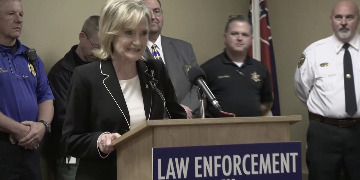 U.S. Senator Cindy Hyde-Smith slammed for joking about voter suppression