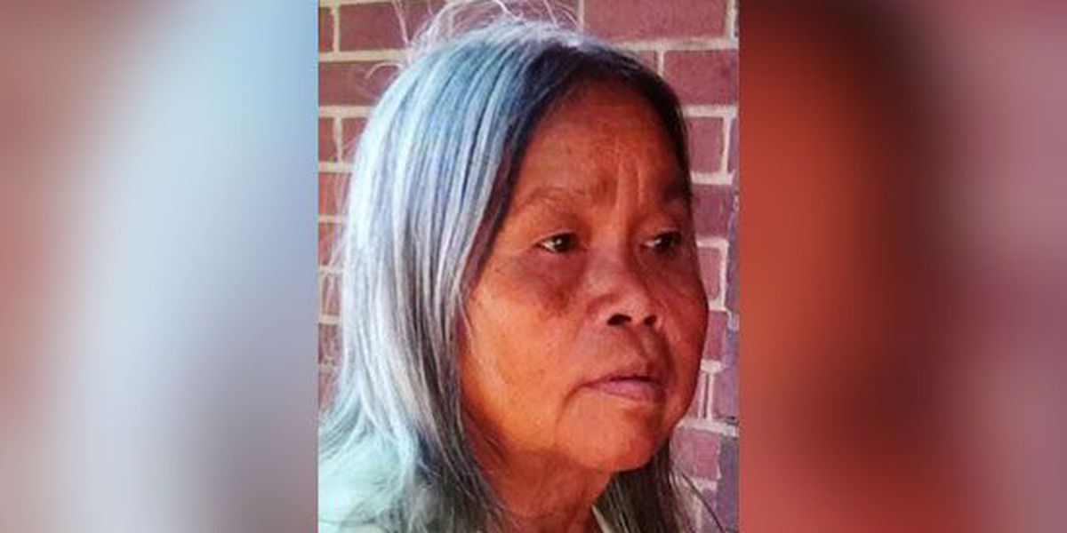 FOUND: 70-year-old woman with dementia