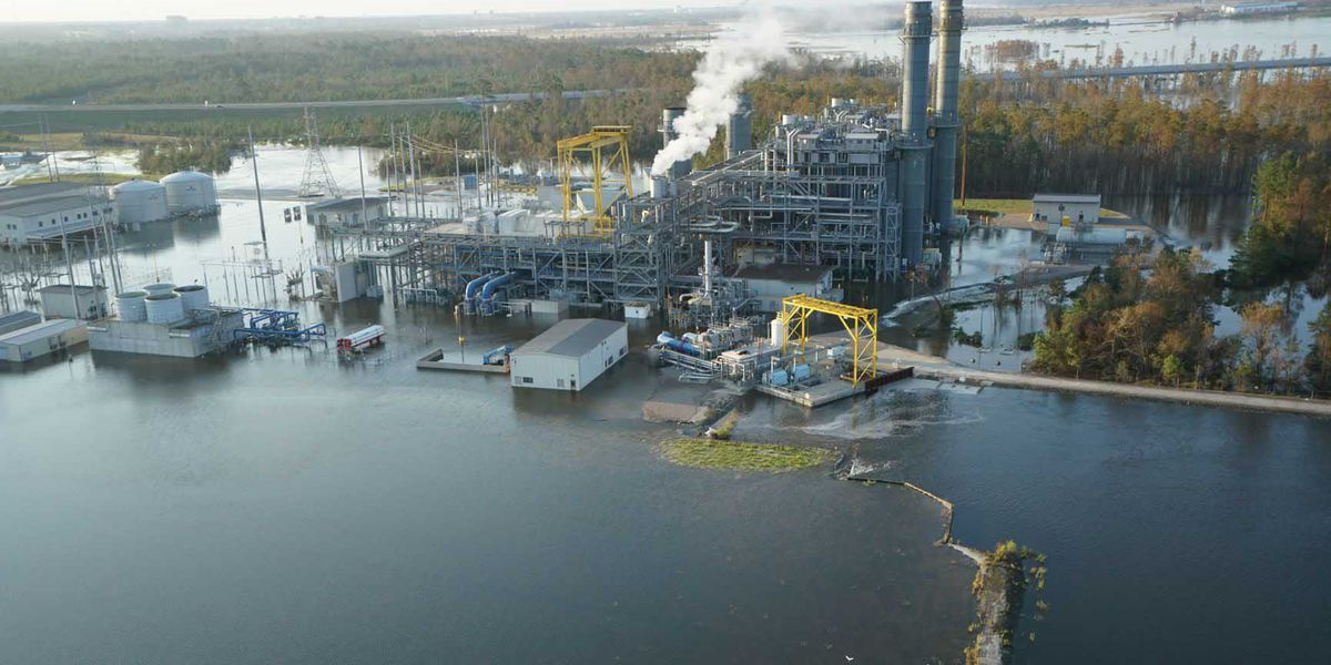 Duke Energy downplays fears of coal ash spill in the Cape Fear River