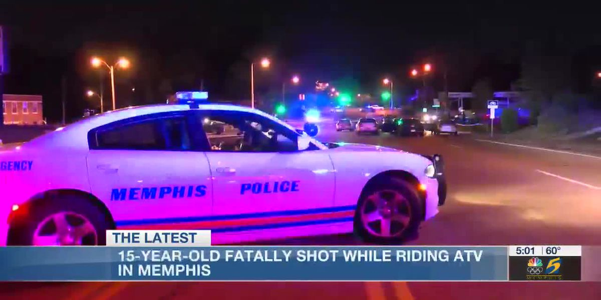 Two people, including a teenager, shot and killed in Memphis Saturday night