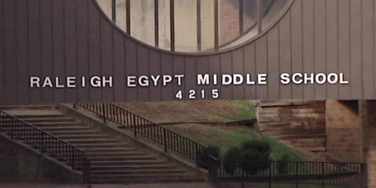 Student brings BB gun to Raleigh Egypt Middle School