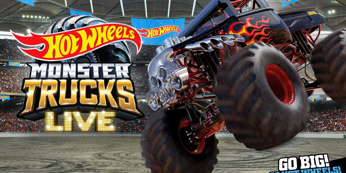 Watch WMC Action News 5 to win tickets to Hot Wheels Monster Trucks Live