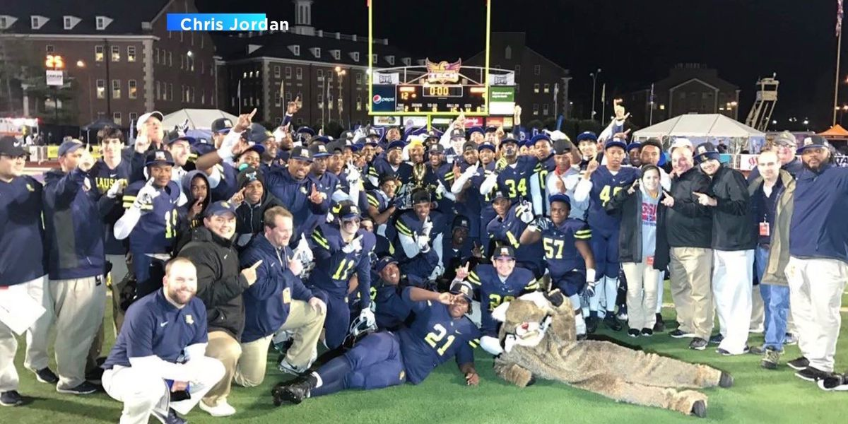 Lausanne wins its first football state championship