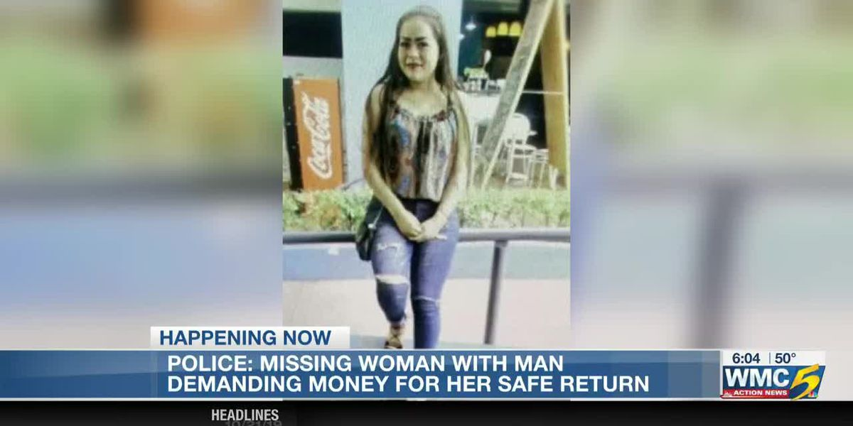 Woman missing; police believe she was kidnapped