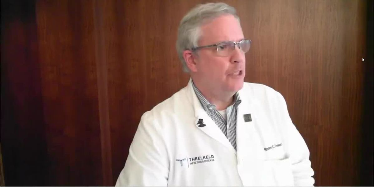 Coronavirus Q&A with Dr. Steve Threlkeld (Nov. 11)