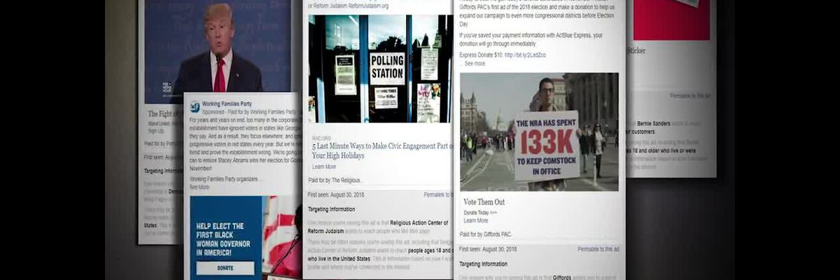 You can help uncover political ad targeting on Facebook