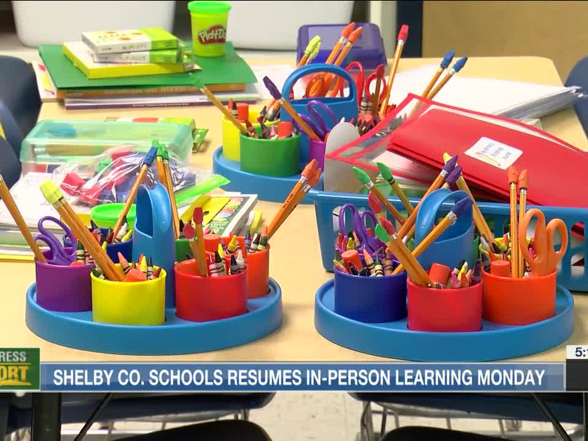 SCS gears up to open schools Monday