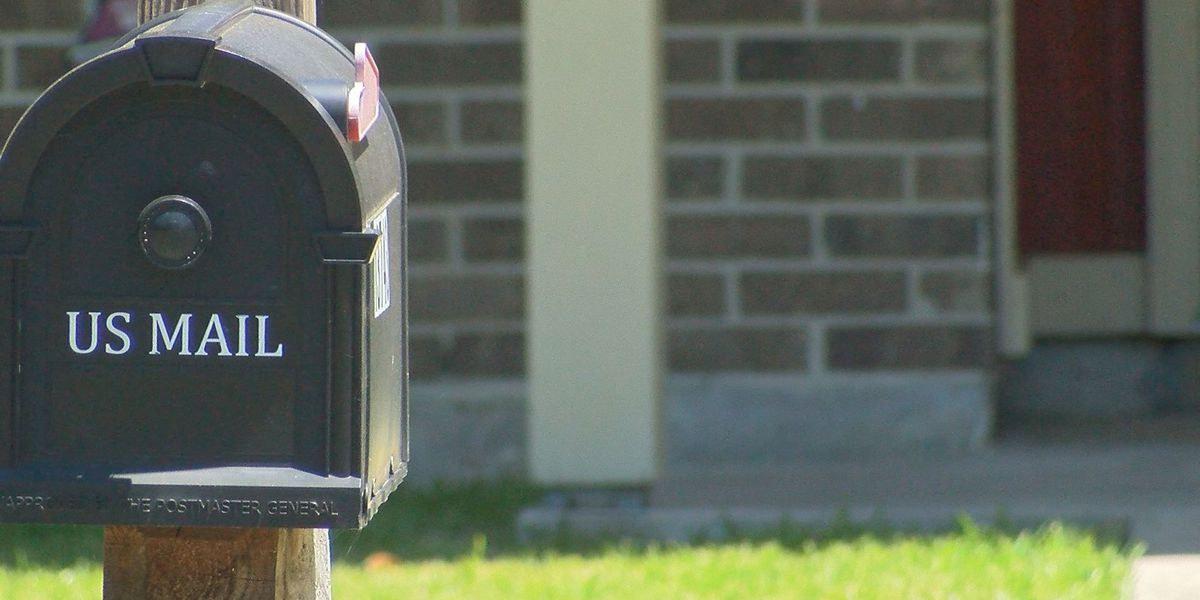 Postal Service problems causing concerns for Mid-South ahead of November election