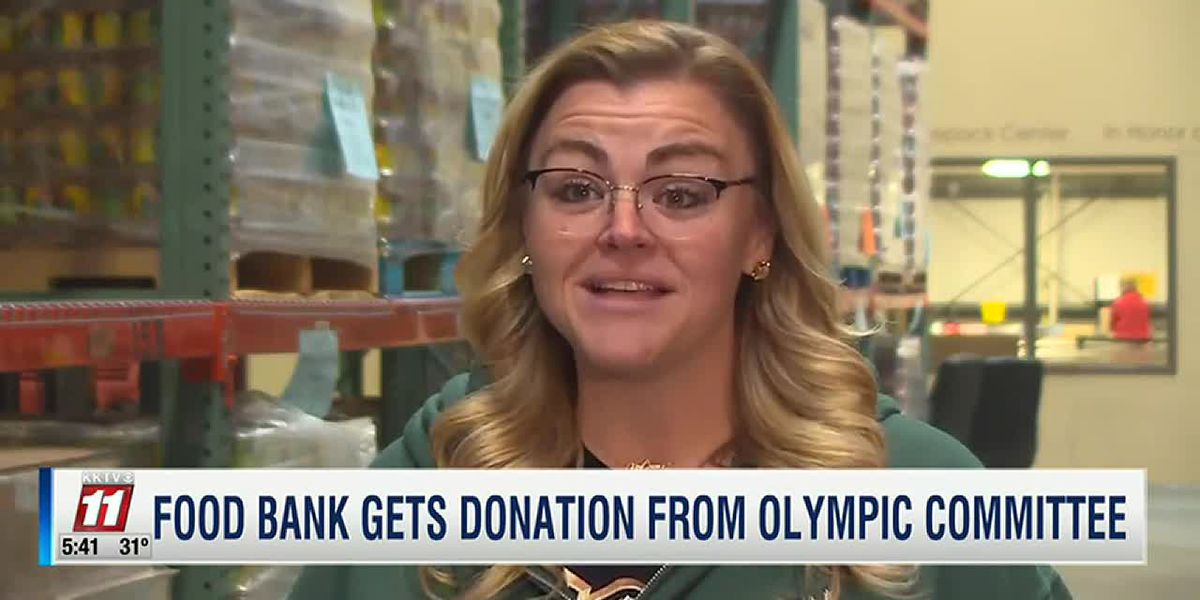 Food for Olympic athletes donated to Colo. food banks after games postponed