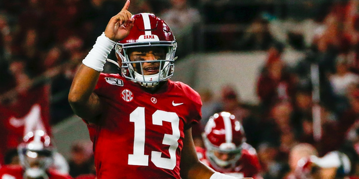 No decision yet for Alabama quarterback Tua Tagovailoa