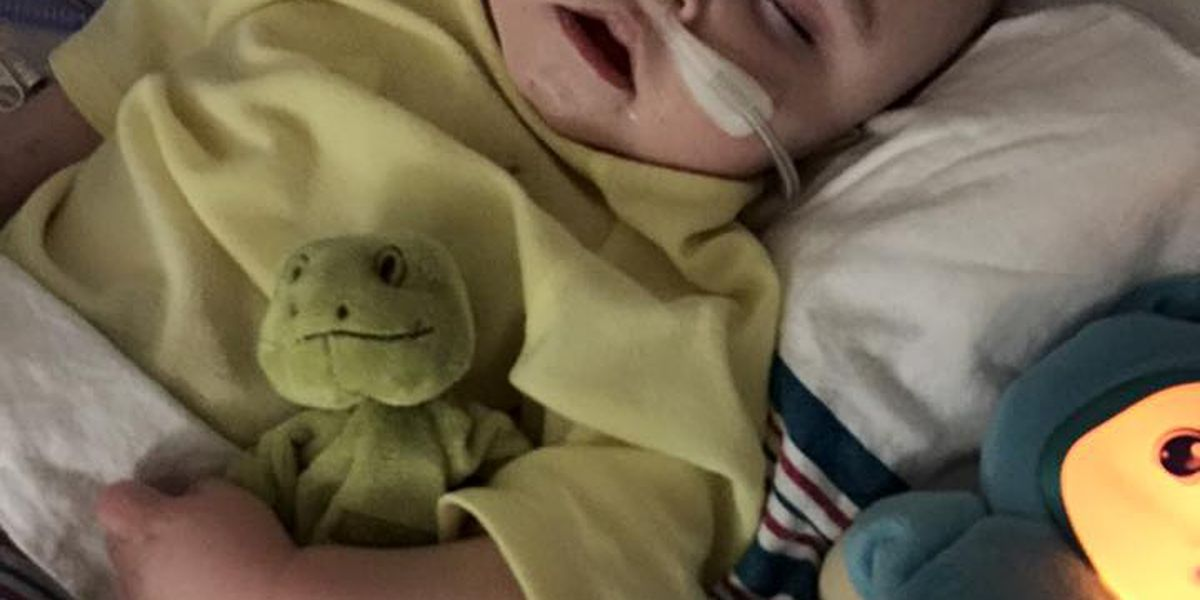 Young brain surgery patient has long road to recovery