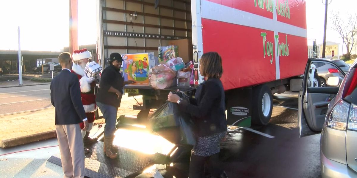 Porter-Leath to kick Toy Truck Drive into gear this weekend