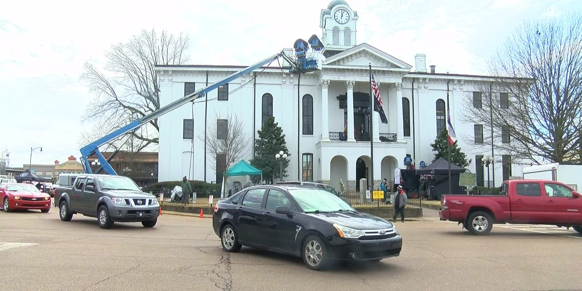 Filming for 'Bluff City Law' pilot takes over Oxford