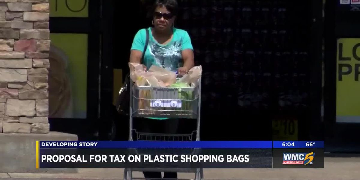 Plastic bag tax could bring in $4M annually for Memphis