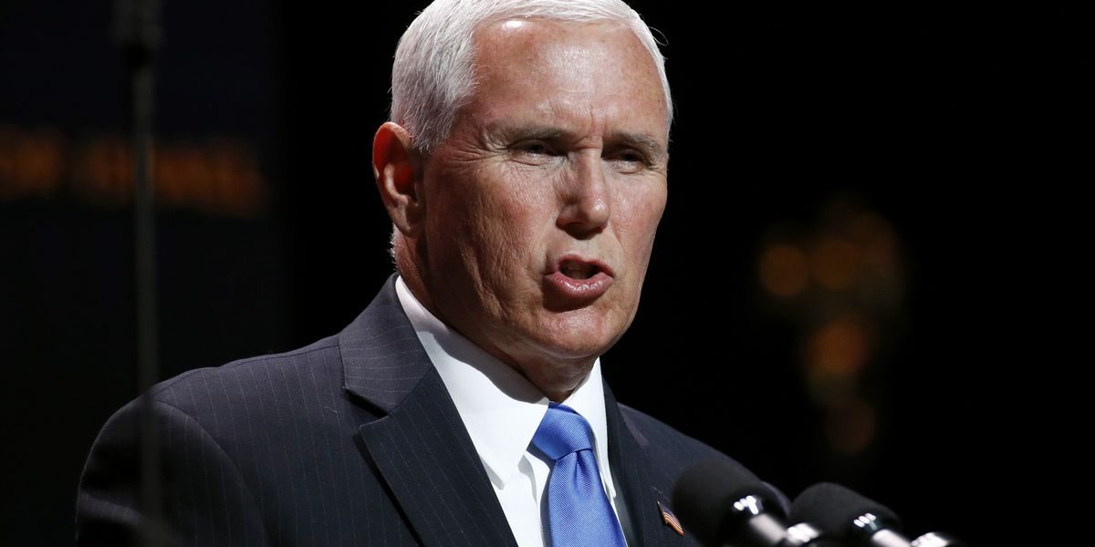 VP Mike Pence to appear at Biloxi campaign rally for Tate Reeves