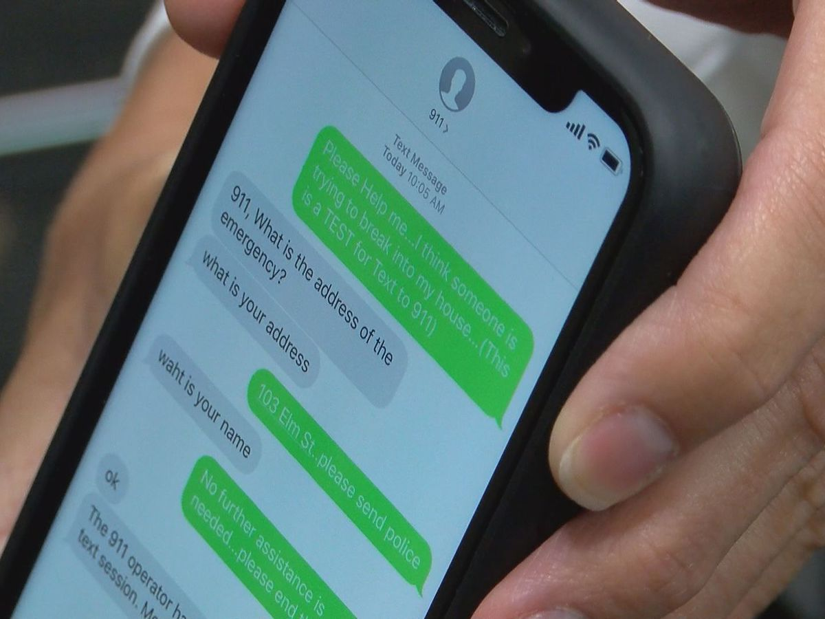 Shelby Co. 911 texting could save lives of domestic violence victims