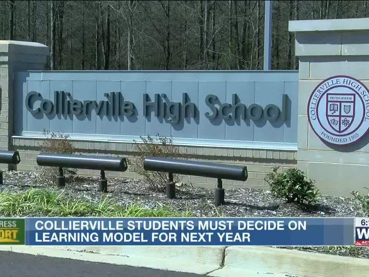 Collierville senior concerned with school's plans to reopen