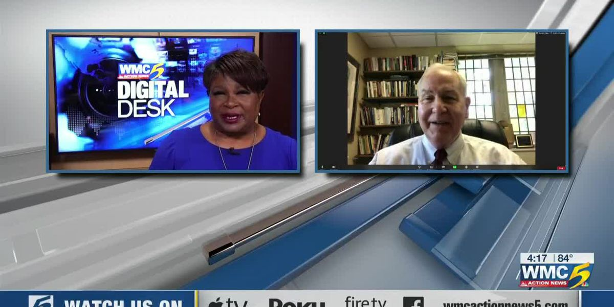 WMC political analyst previews what's to expect from final presidential debate