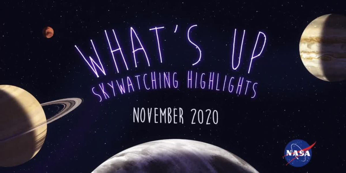 November 2020 Skywatching Tips from NASA