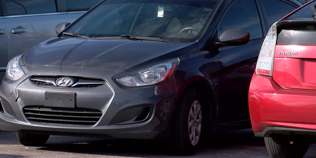 Car thefts increase throughout the Mid-South