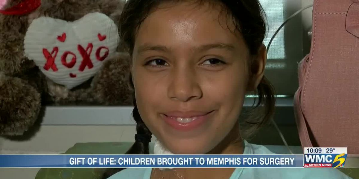 A Valentine 100 hearts strong: Gift of Life Mid-South celebrates 100th child milestone