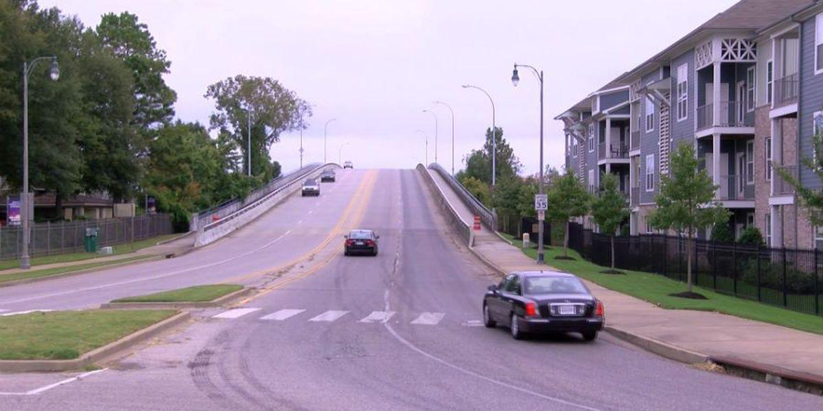 A.W. Willis Bridge to Mud Island reopens