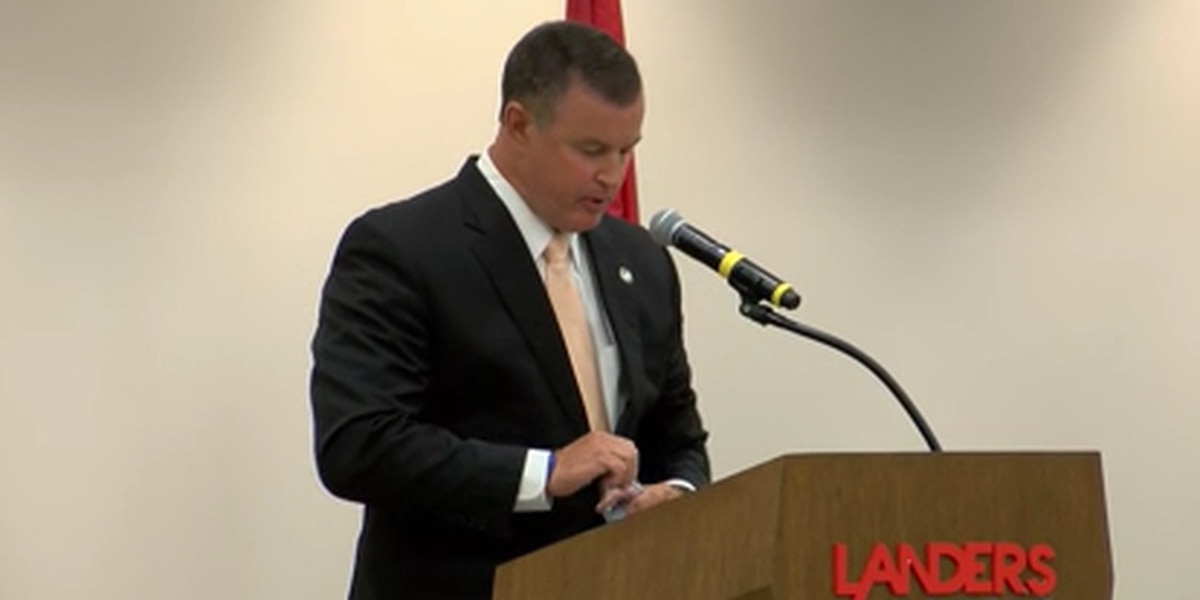 Mayor tops State of the City address with growth in public safety