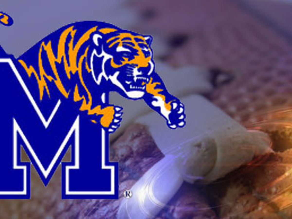 Tigers' Gainwell earns top weekly honor in AAC