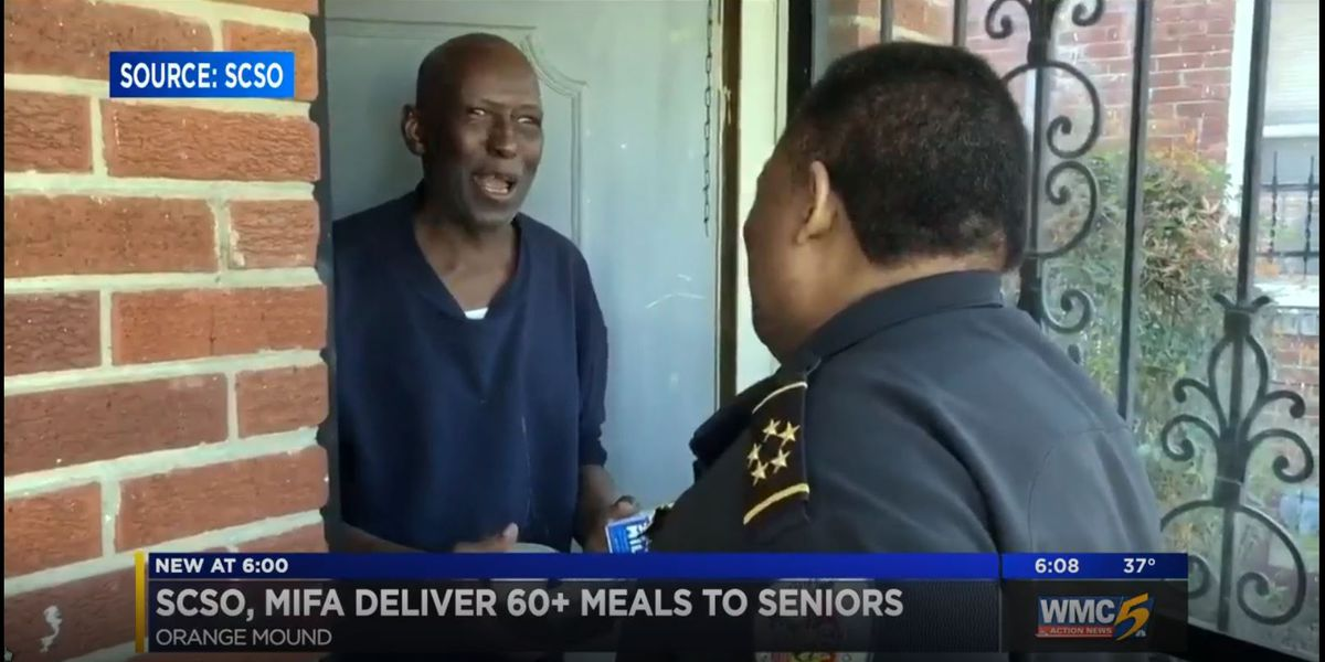 SCSO partners with MIFA to provide seniors with meals