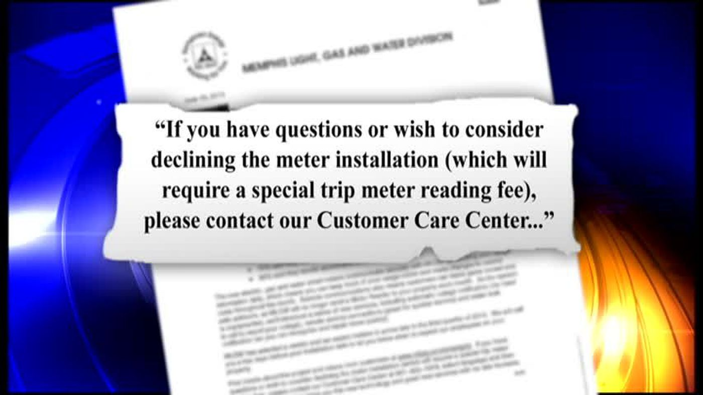 Smart Meter Opt Out Letter.Smart Meter Opt Out Fee Announced In Letter To Mlgw Customers