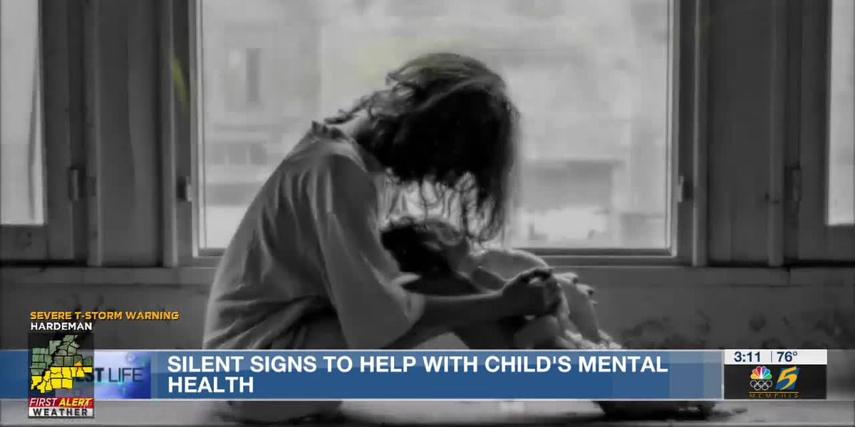 Best Life: Silent signs to help with child's mental health
