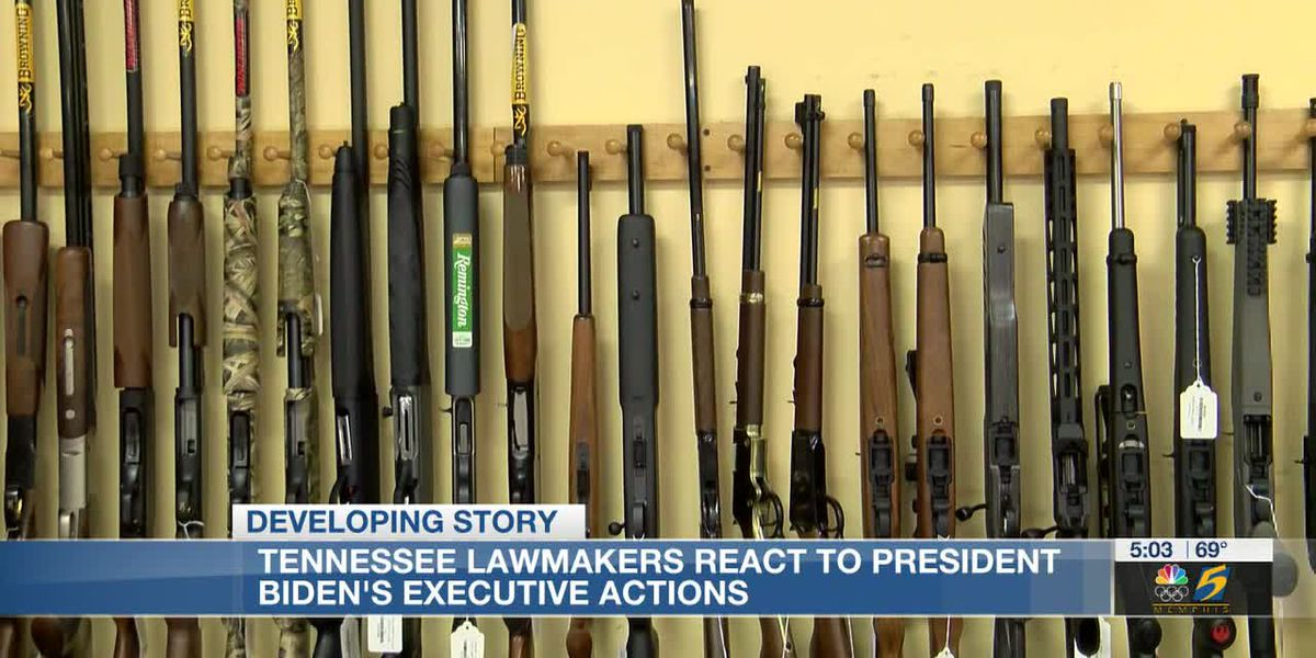 Tennessee lawmakers react to President Biden's executive actions