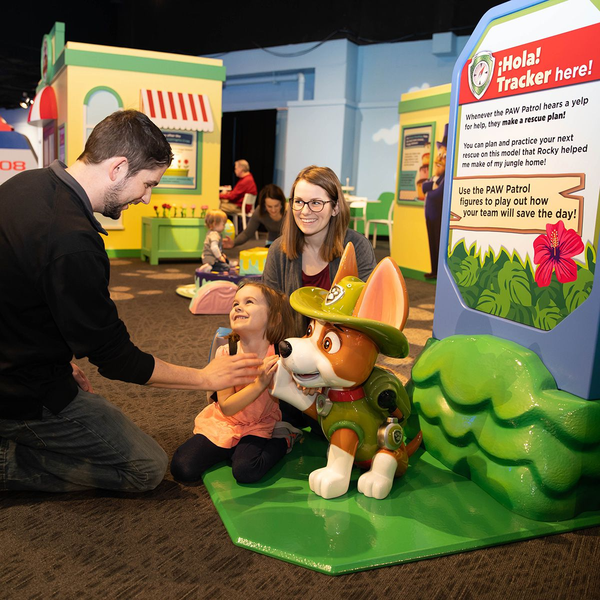 PAW Patrol Exhibit Coming To Children's Museum Of Memphis