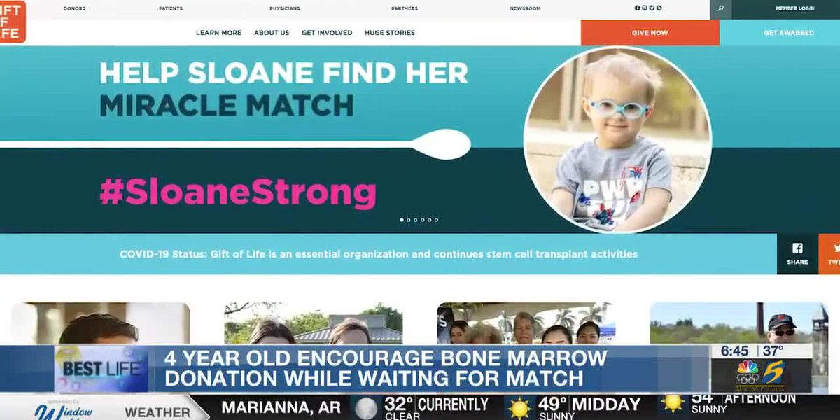Best Life: Searching for a miracle #SloaneStrong
