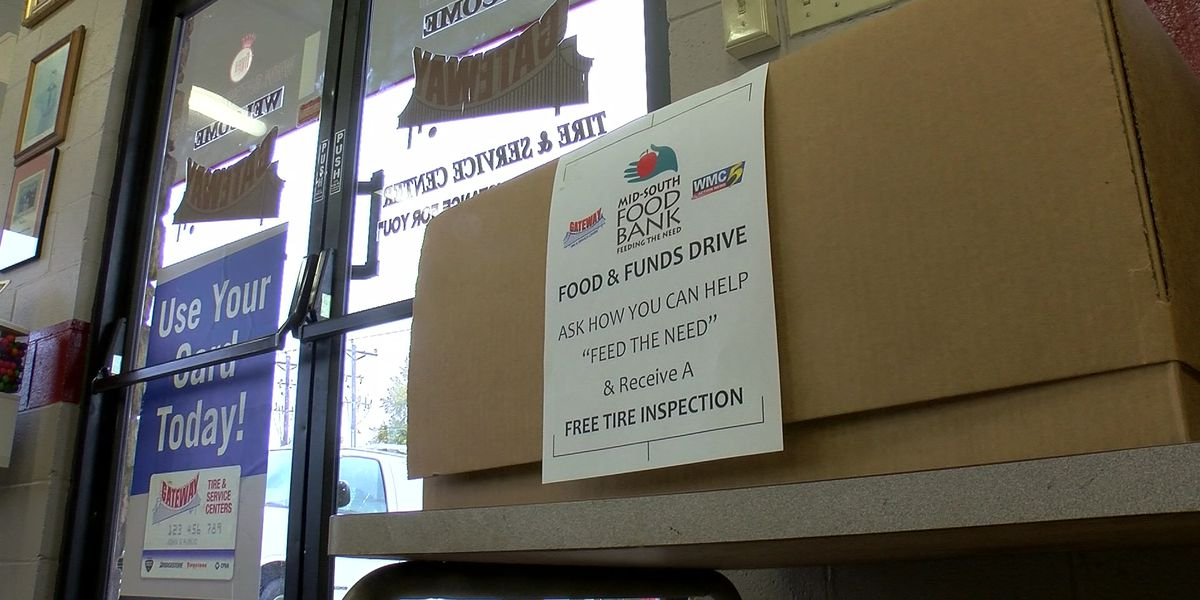 Mid-South Food Bank serves thousands of needy in the area