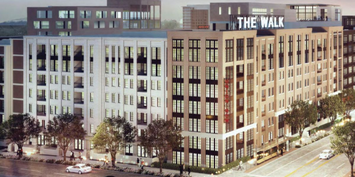 Developers of The Walk, formerly Union Row, respond to COVID-19 challenges