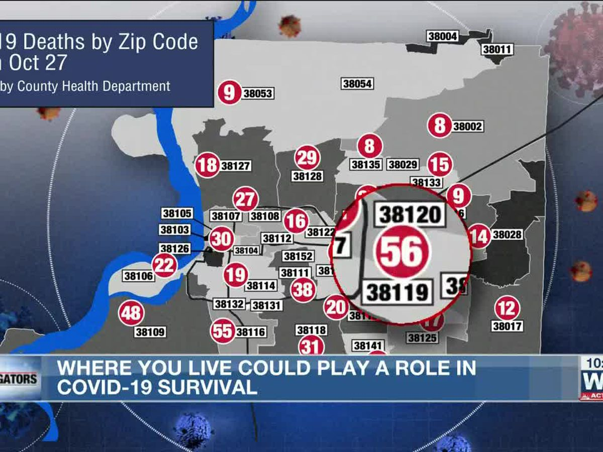The Investigators: Where you live could determine whether you'll survive COVID-19