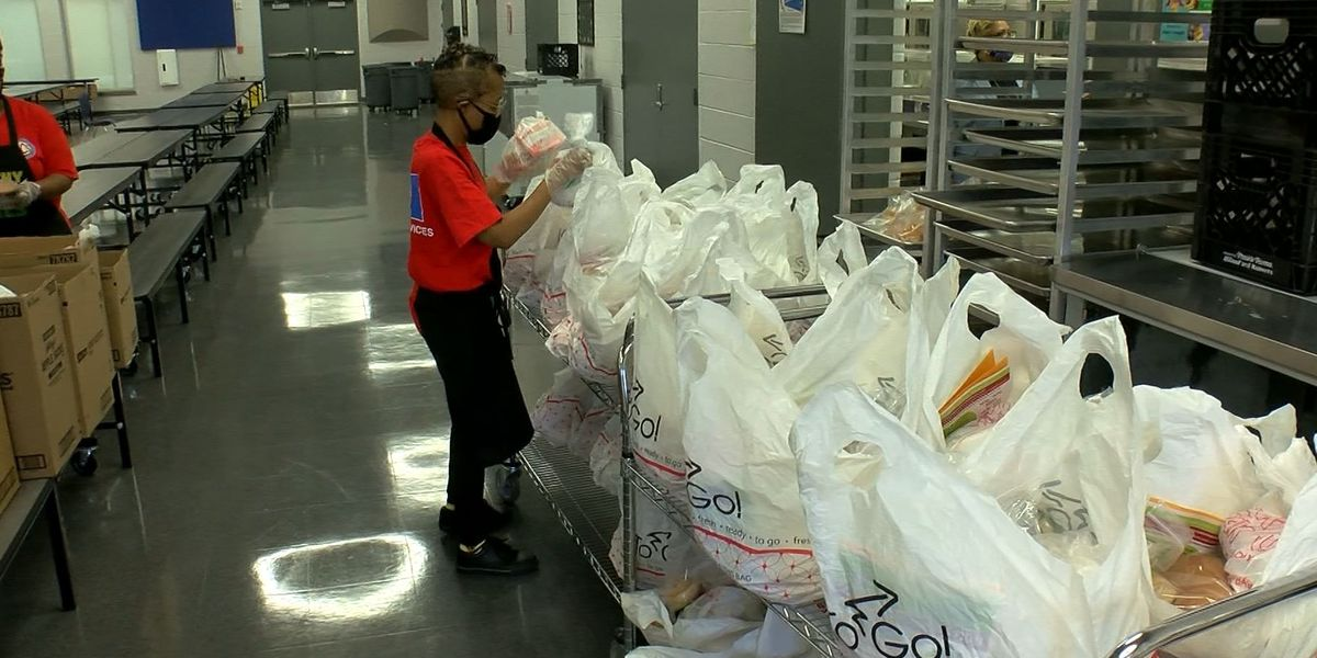 SCS makes changes to weekly meal distribution program