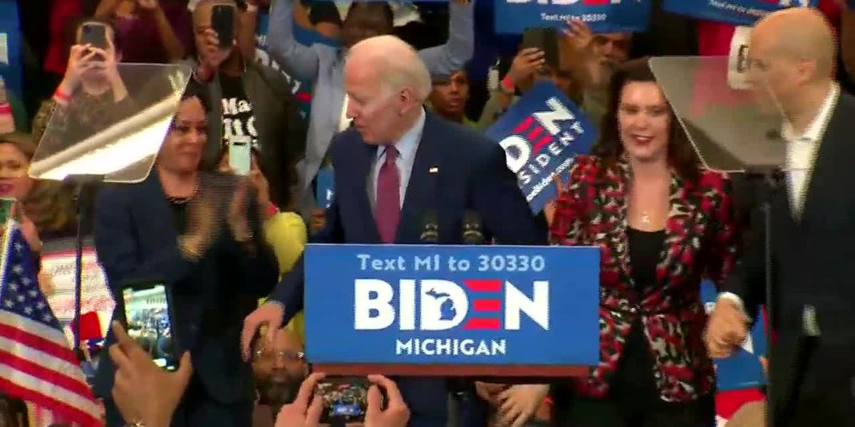 Biden expected to make running mate announcement this week