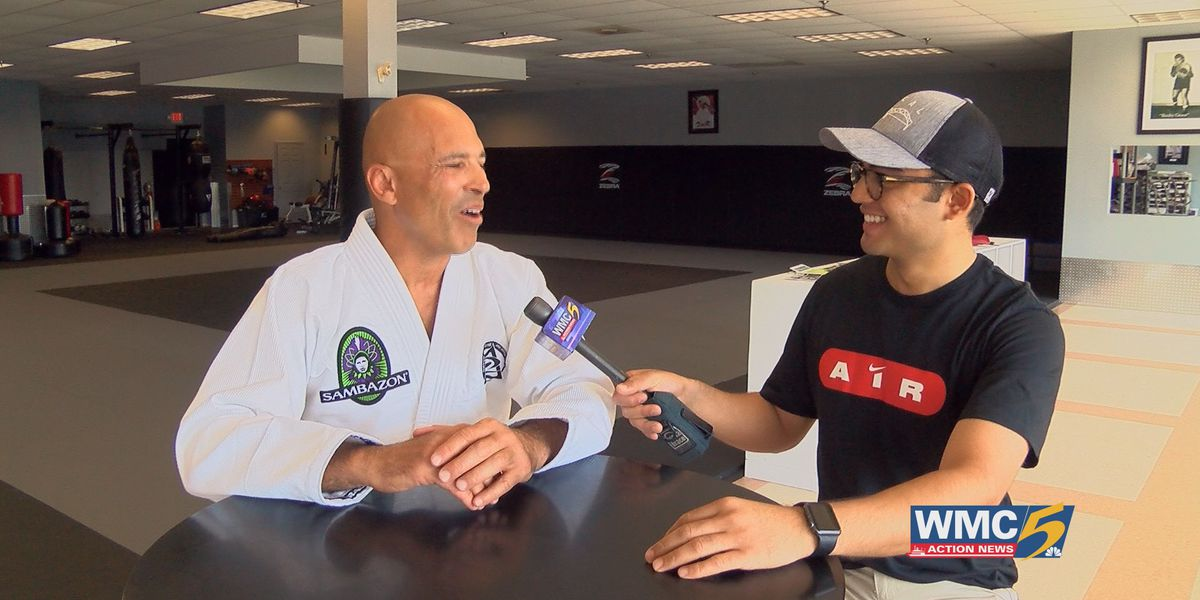 1-on-1 With MMA Legend Royce Gracie