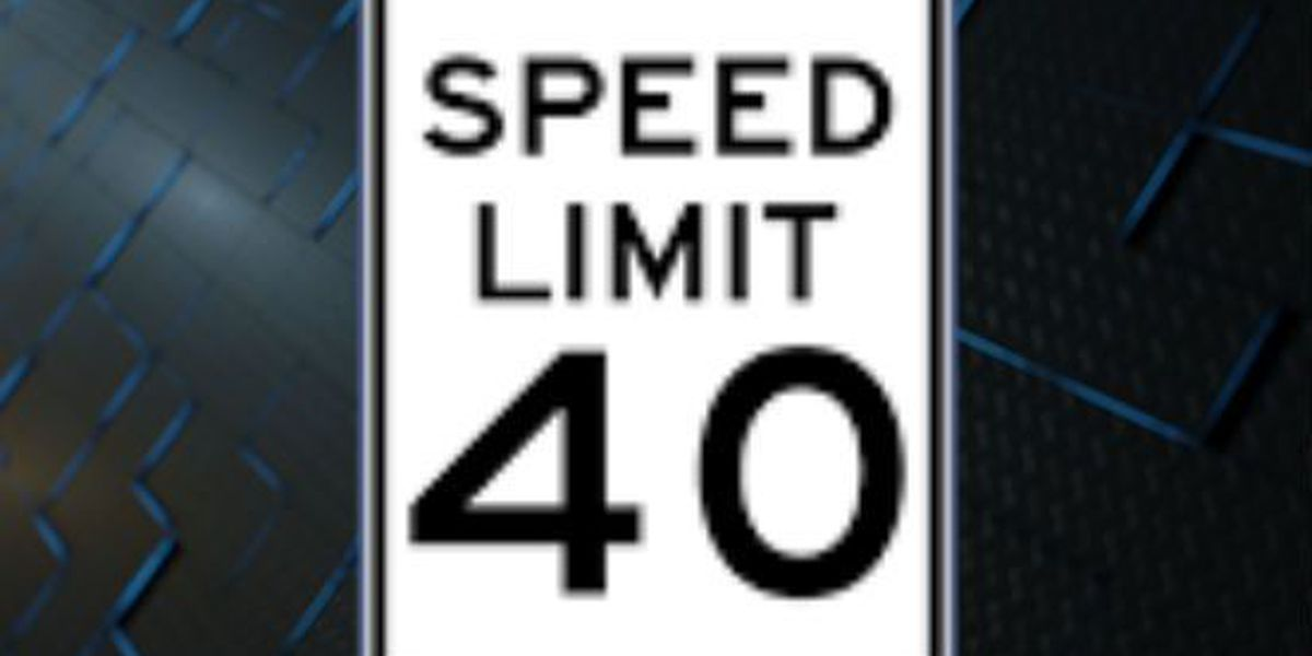 Changes to speed limits should clear up confusion