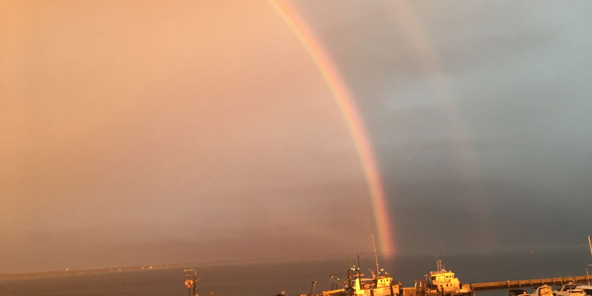 Breakdown: Seeing double? Why double rainbows aren't so rare